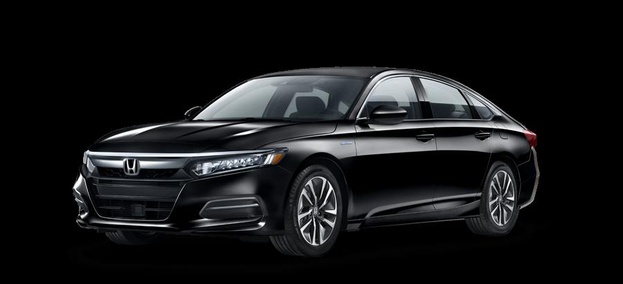 2020 Accord Hybrid crystal Black