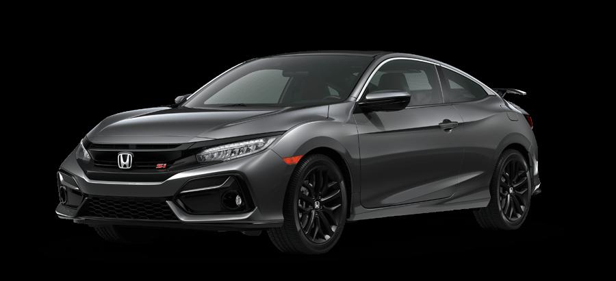 2020 Civic Si Coupe Modern Steel Metallic