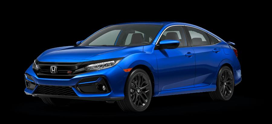 2020 Civic Si Sedan Trim