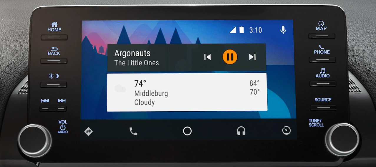 Which Honda Has Android Auto?
