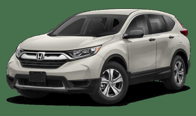 2020 Honda CR-V Comparison Image