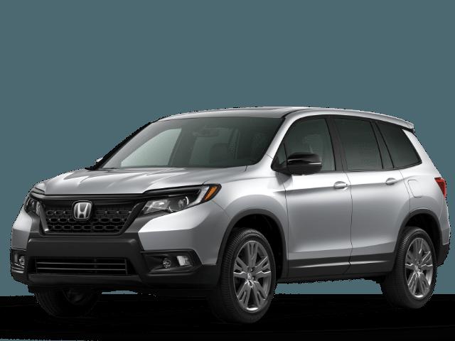 New 2021 Honda Passport EX-L 2WD