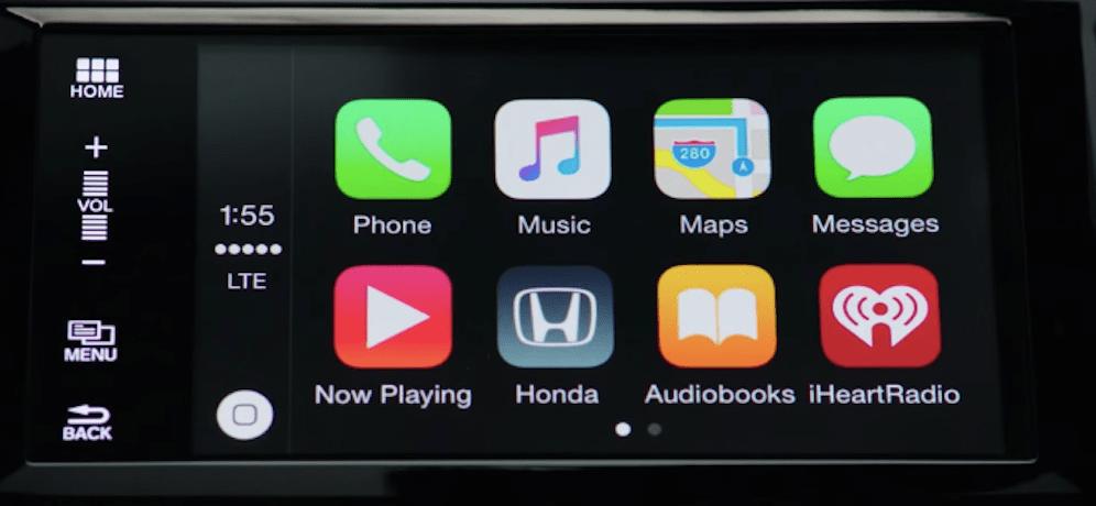 Used Honda With Apple CarPlay for sale near Jackson