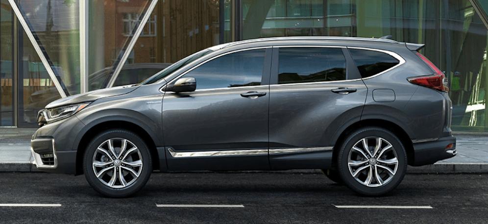 2020 Honda CR-V Hybrid for sale near Jackson