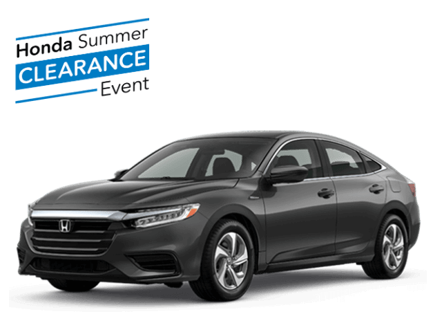 New 2020 Honda Insight EX $355