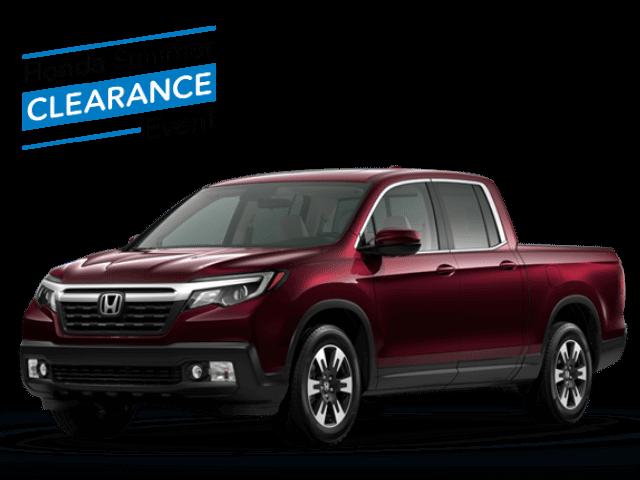 New 2020 Honda Ridgeline RTL 2WD