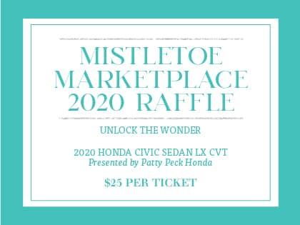 Mistletoe Marketplace Raffle 2020