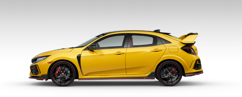 2021 Honda Civic Type R Research/Comparison