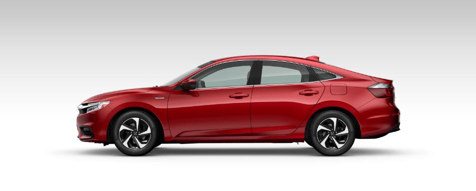 2021 Honda Insight Research/Comparison