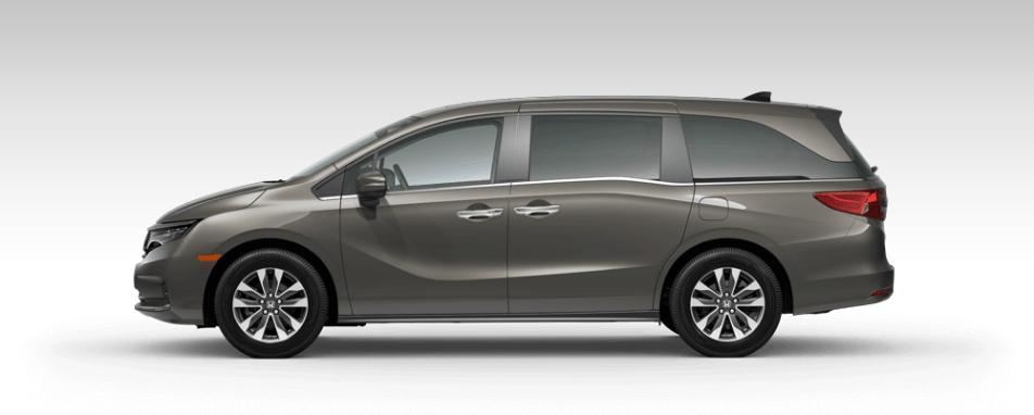 2021 Honda Odyssey Research/Comparison