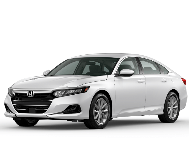 New 2021 Honda Accord Sedan LX