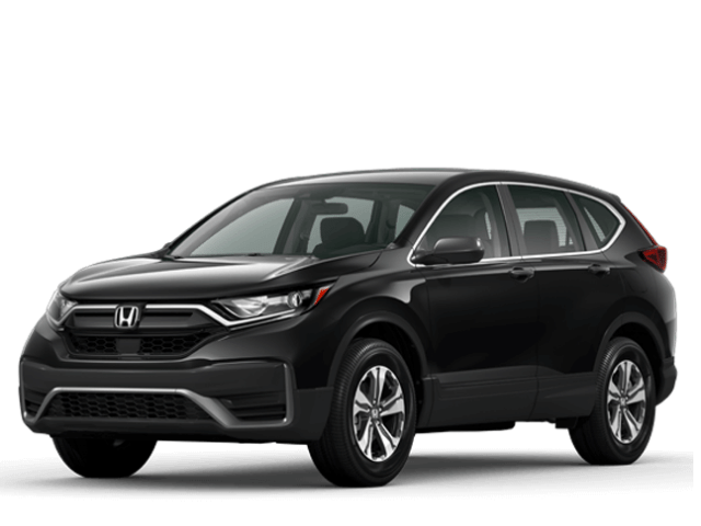 New 2021 Honda CR-V 2WD LX