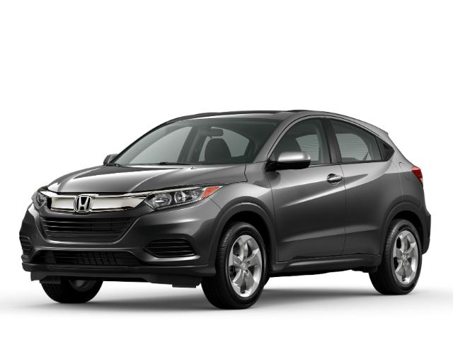 New 2021 Honda HR-V 2WD LX CVT