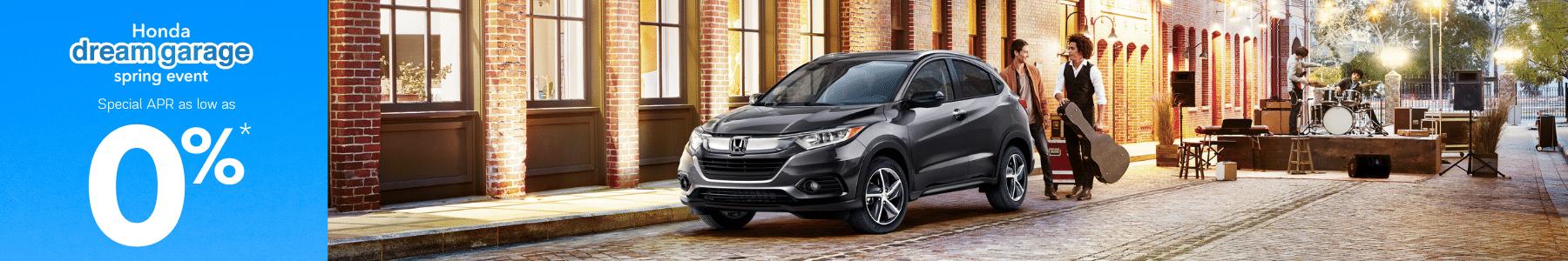 2021 Honda HR-V zero apr