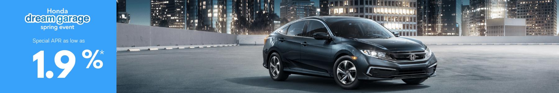 Honda Civic Special apr
