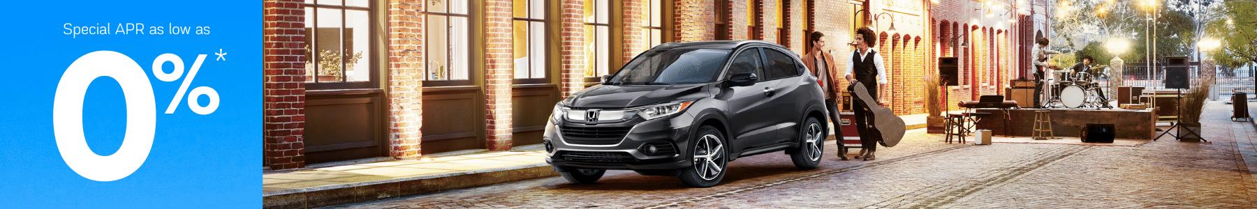 Honda HR-V special apr