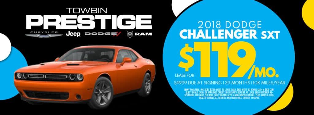Challenger SXT