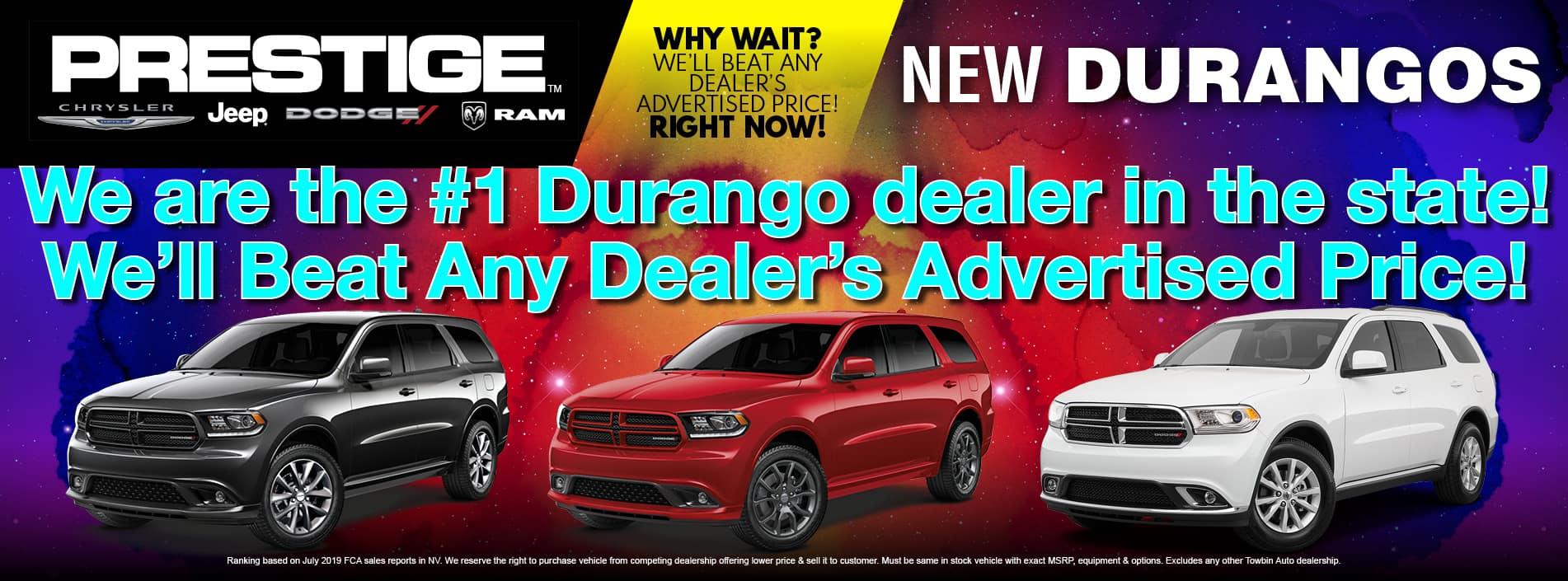 Prestige Chrysler Jeep Dodge LLC | CDJR Dealer in Las Vegas, NV