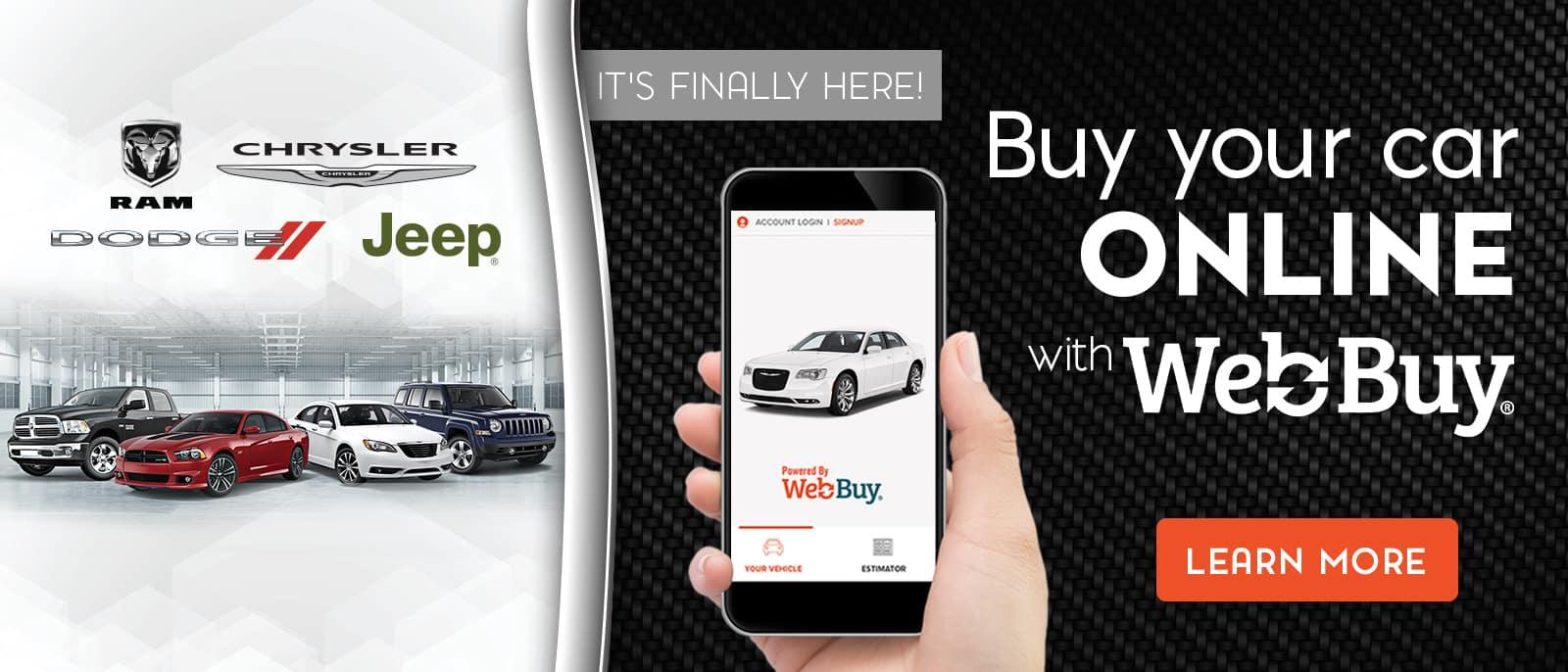 Buy Online Now WebBuy