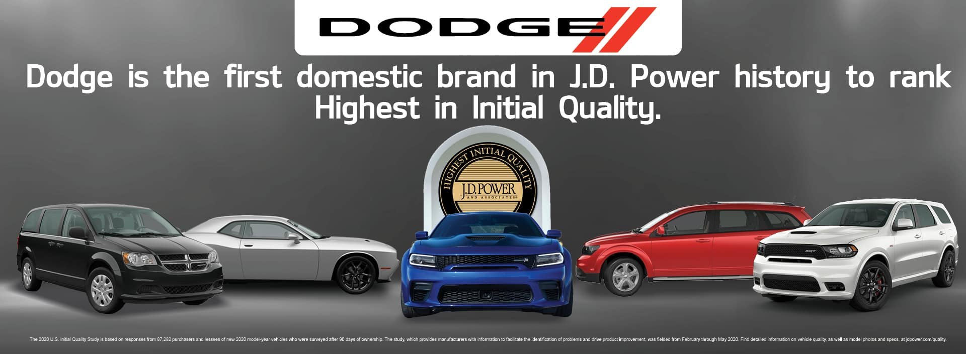 TAGD-3386-G-1920×705-JD Power Highest Initial Quality Award Banner-v2SR