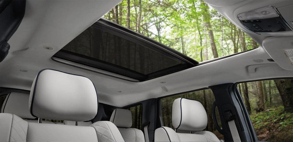 2018 Jeep Grand Cherokee Summit Dual Pane Sunroof