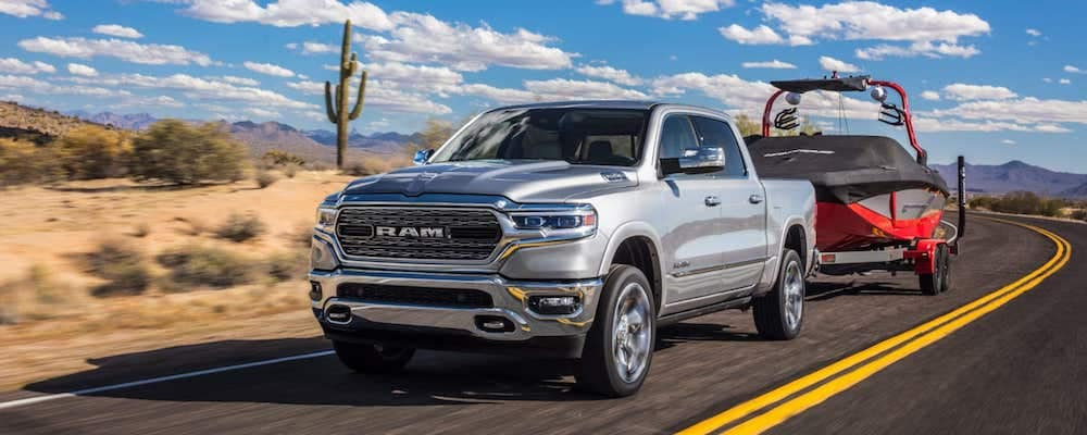 Ray Brandt Dodge >> 2019 RAM 1500 Towing Features | Ray Brandt Auto Group