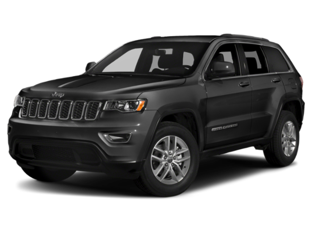 Black 2019 Jeep Grand Cherokee