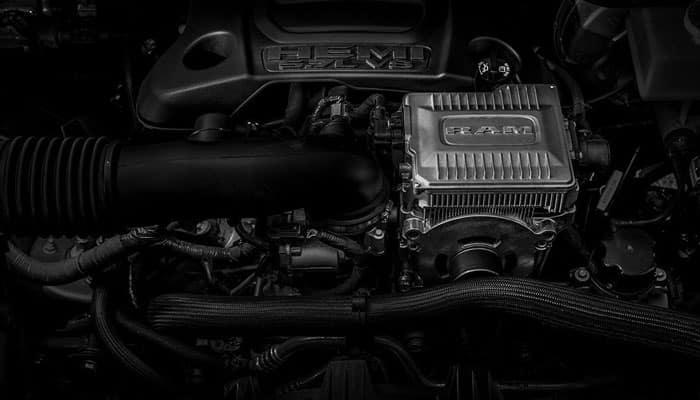 2019 RAM 1500 eTorque Engine