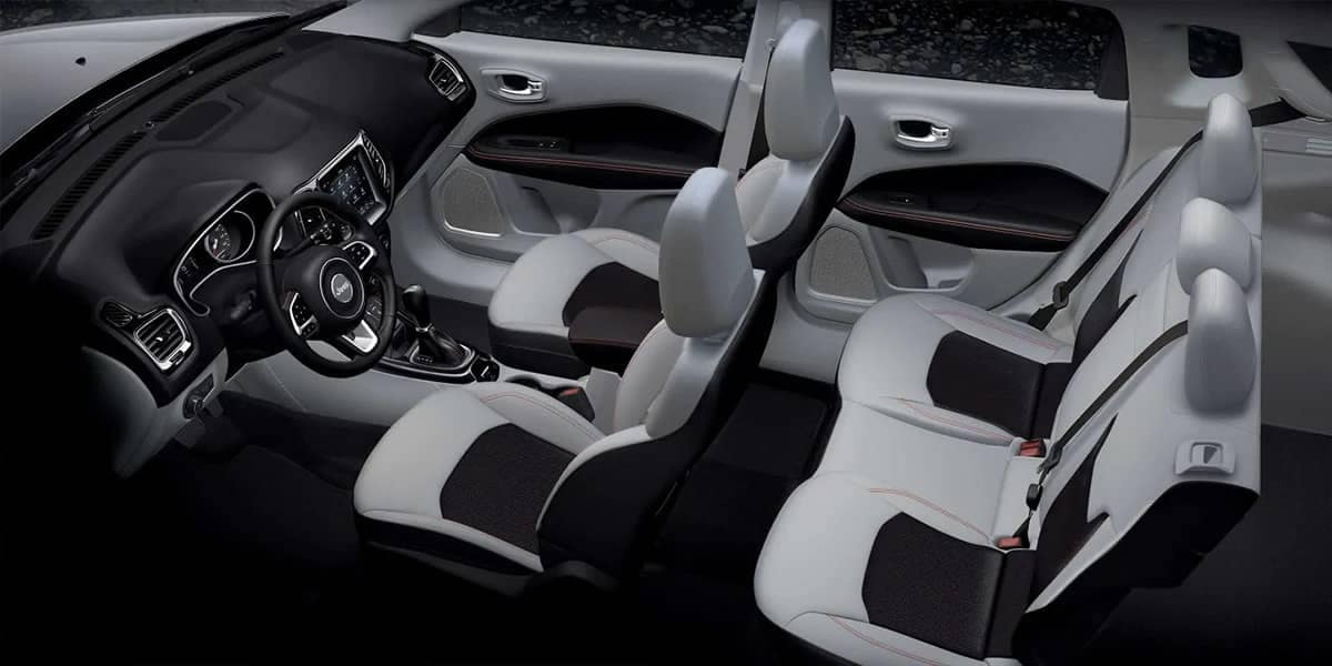 2019 Jeep Compass Seating