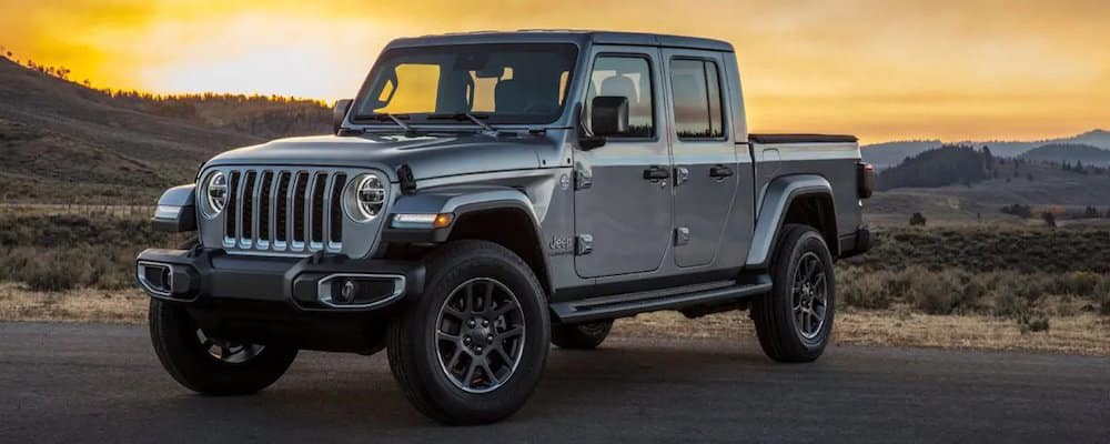2020 Jeep Gladiator Release Date and Preview