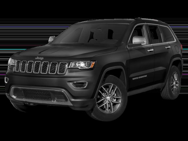 2019 Jeep Grand Cherokee Overland 4x2