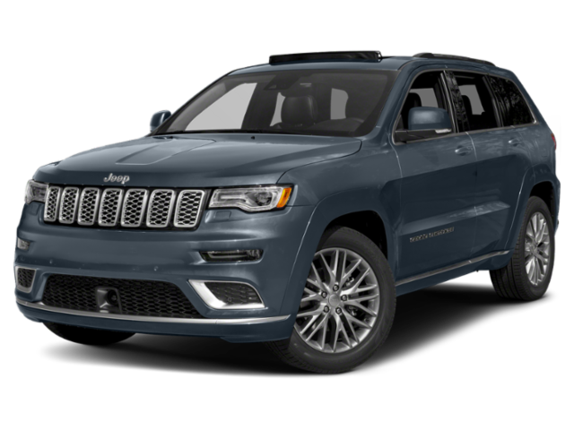 2019 Jeep Grand Cherokee Summit 4x4