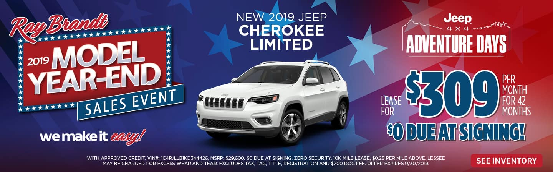 cherokee special