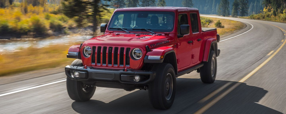 2020 Jeep Gladiator Engine Specs Standard And Diesel Options