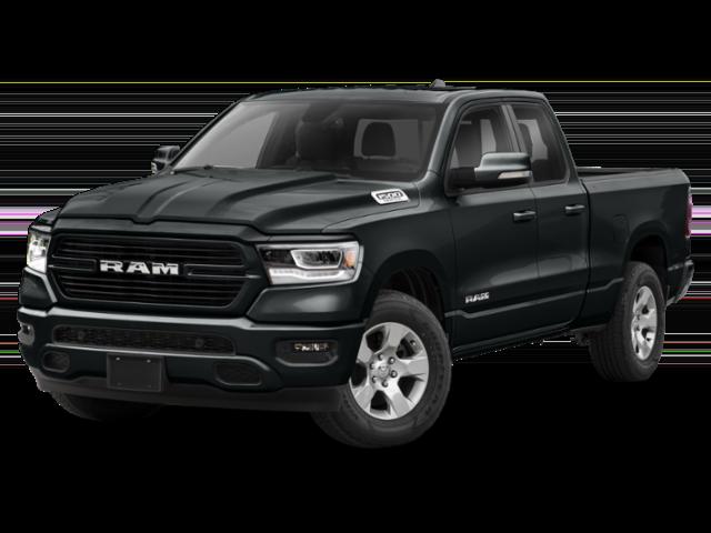 2020 Ram 1500 Tradesman 4x2 Quad Cab 6