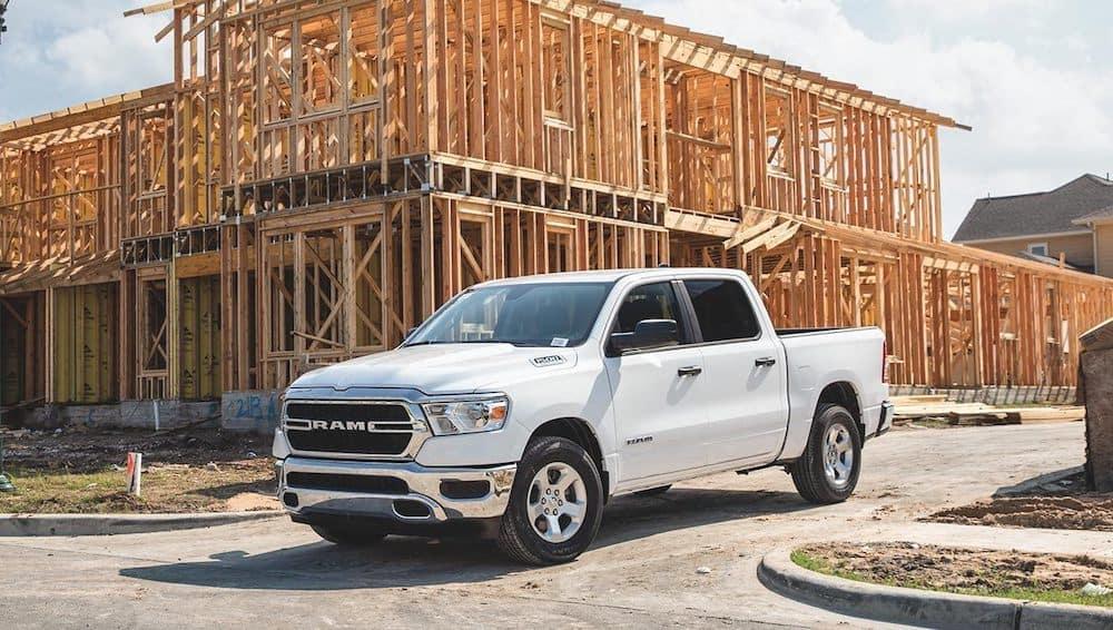 Ray Brandt Dodge >> 2020 Ram 1500 vs. 2020 Ford F-150 | Full-Size Pickup Truck ...