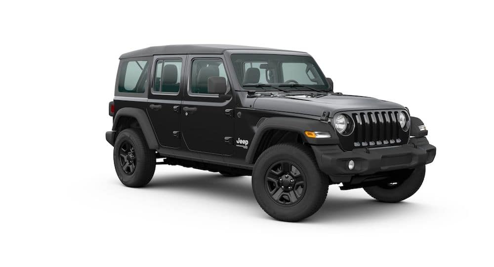 2020 Jeep Wrangler Configurations Trim Levels And Price
