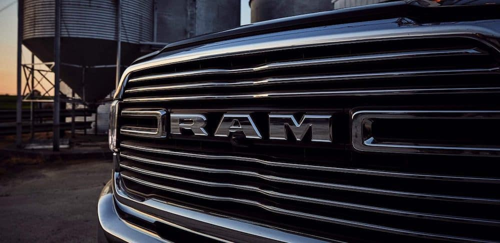 2020 Ram 2500 grille
