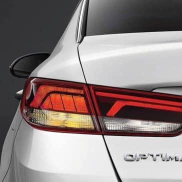 2019 Kia Optima Taillight