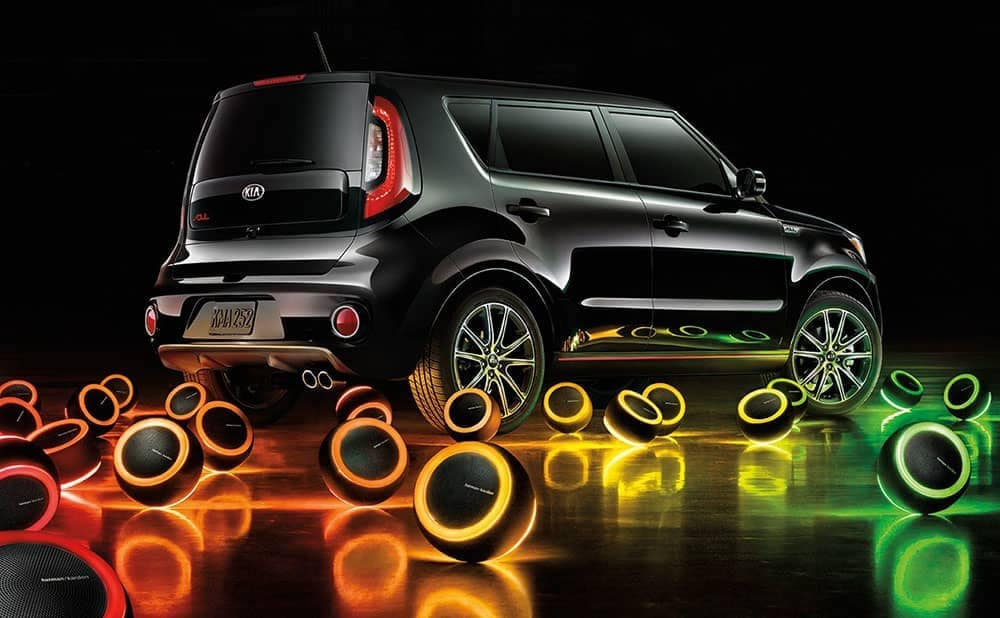 2019 Kia Soul Playing Tunes