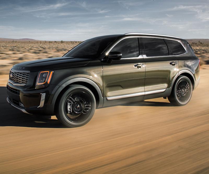 2020 Kia Telluride: Leasing Vs. Buying A Car