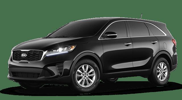 2019 Kia Sorento Black