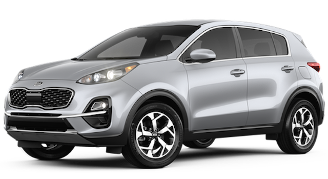 2020 Kia Sportage Comparison