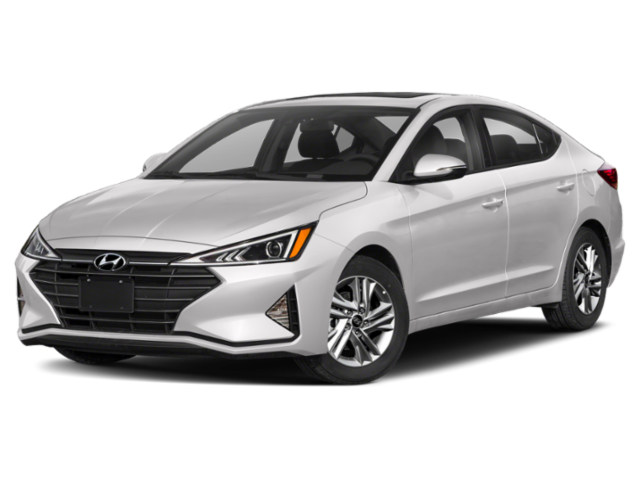 2019 Hyundai Elantra SE Manual