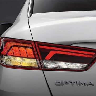 2020 Kia Optima Tail Light