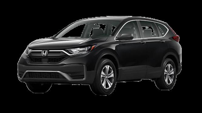 2020 Honda CR-V compare