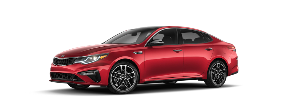 2020 Kia Optima Special Edition