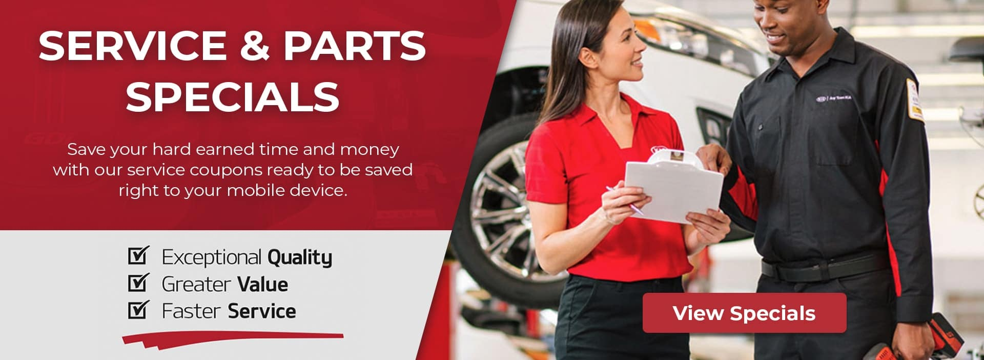 Service Parts Specials In Indianapolis In Ray Skillman Kia