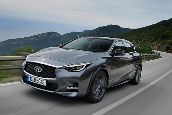 INFINITI QX30 Special APR Program