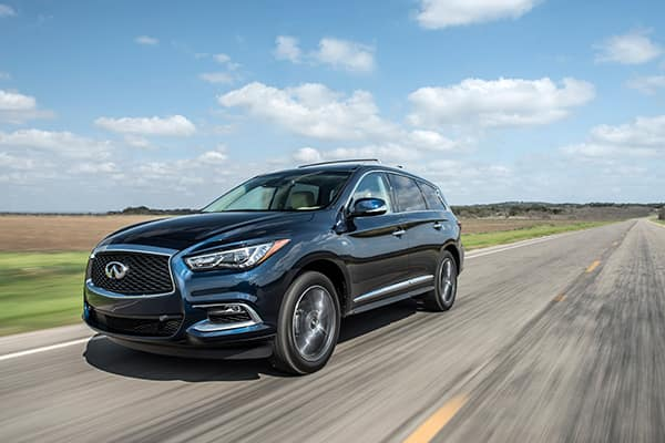 INFINITI QX60 Special APR Program